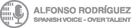 Alfonso Rodríguez Comédien Voix Off Espagnol - Studio d'Enregistrement Professionnel pub vidéo entreprise E-learning documentaire doublage contact audio audios demos voix video accueil studio